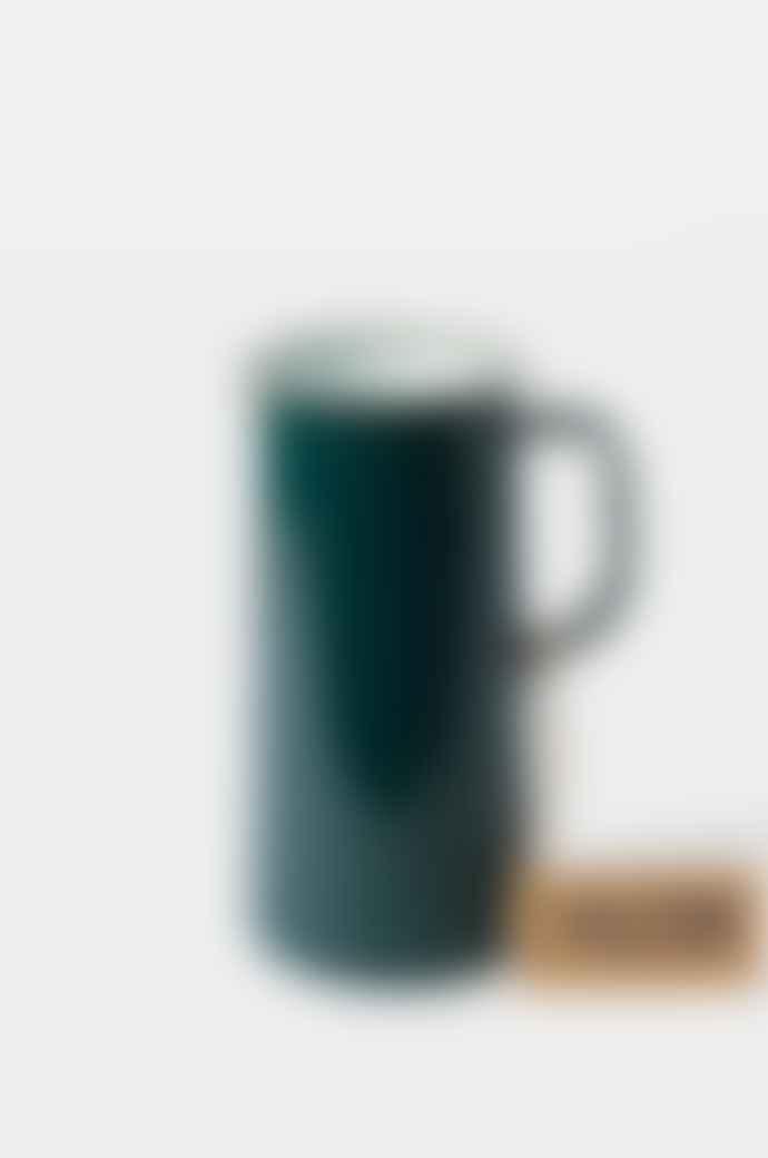 Falcon Enamelware Samphire Green 3 Pint Jug
