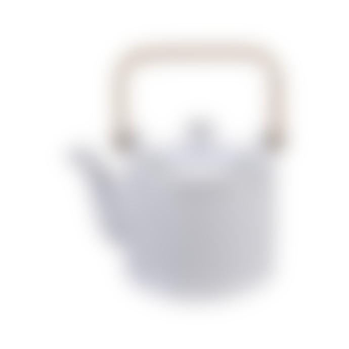 Tokyo Design Studio Nippon White Teapot in Gift Box