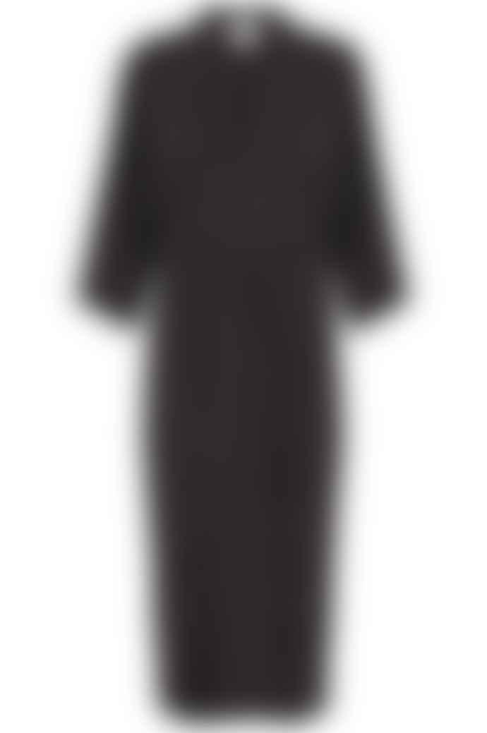Second Female Wei Dress Black