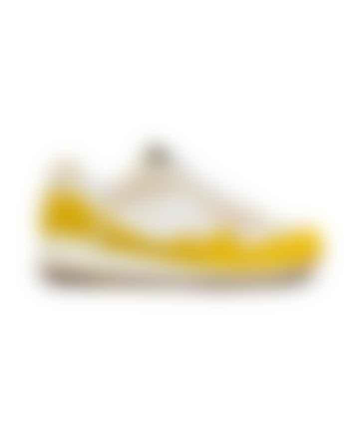 Saucony  Shadow 5000 Yellow White Tan