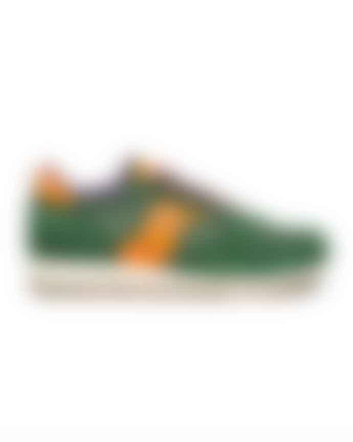 Saucony  Jazz Original Trail Green Orange