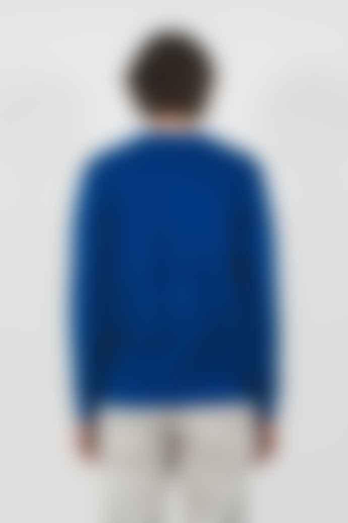 Castart Bill sweater French blue