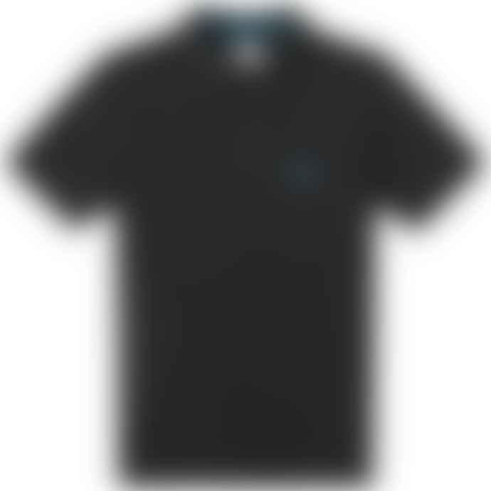 Barbour Beacon Beacon Polo Shirt - Black