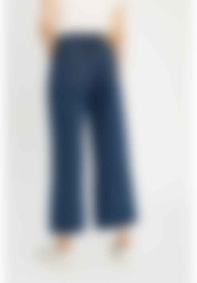 People Tree Ariel Wide Leg Jeans