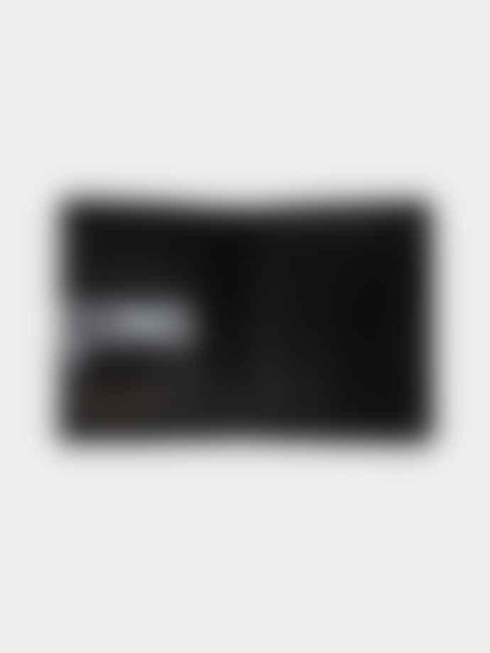 Comme Des Garcons Black SA0641 Hl Huge Logo Wallet