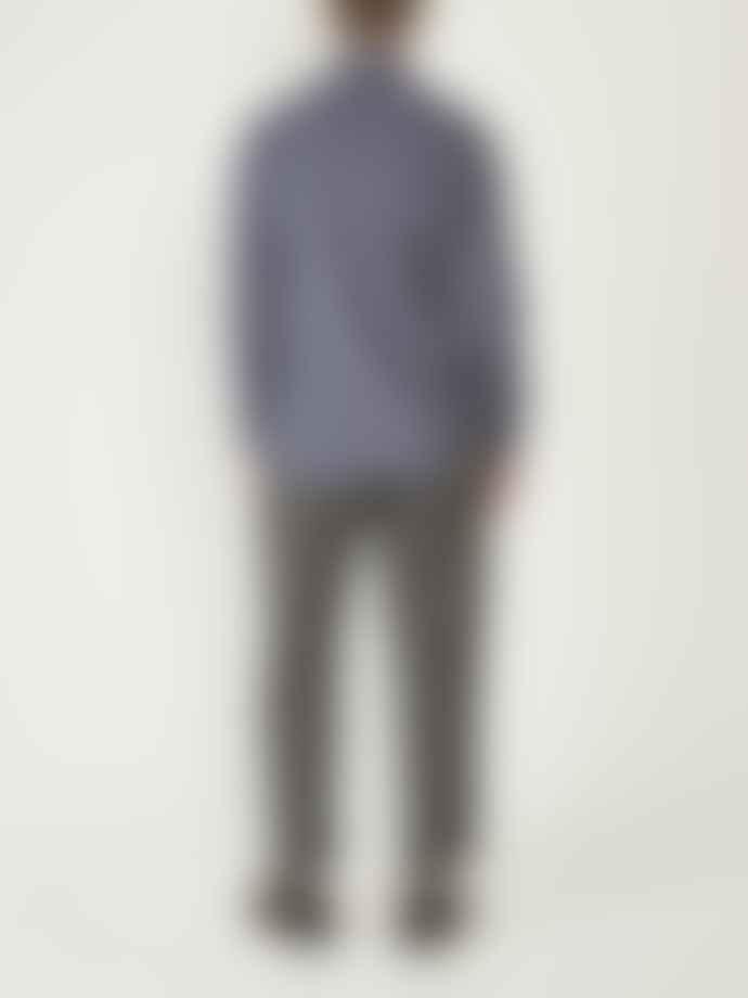 Oliver Spencer Ralph Blue Aston Shirt
