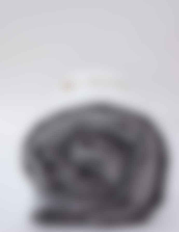 AB Småland Light Grey Organic Combed Cotton Single Crinkle Sheet