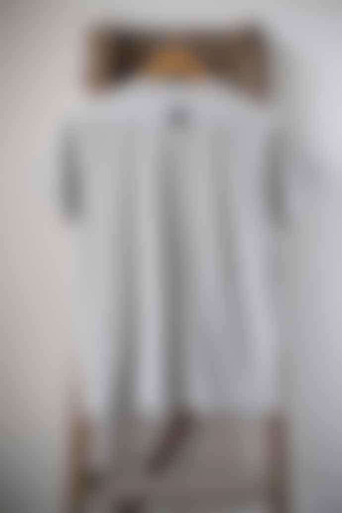 Bella Freud  Love La Femme Grey Marl T Shirt