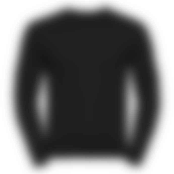 Russell Classic Set In Sweatshirt Black