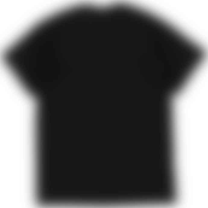 Ben Davis Patch Logo Pocket Tee Black
