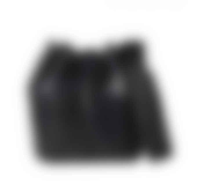 Markberg Markberg Kendall Bucket Bag in Black Leather 5480ANT