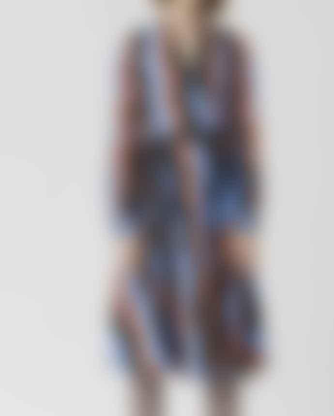 Stine Goya Reflection Wrap Dress