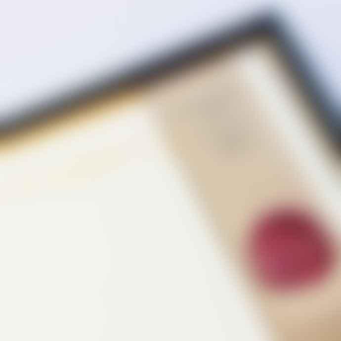 Meticulous Ink Roald Dahl Letterpress Correspondence Cards
