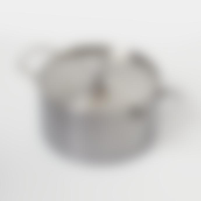 Crane Cookware S2 Tri Ply Casserole