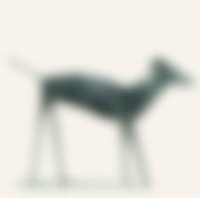 Charley Rabbit Publishing Twiggy the Greyhound Print