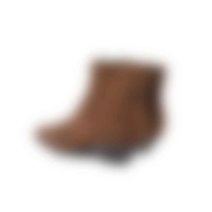 Ash Future Leopard Print Suede Boots