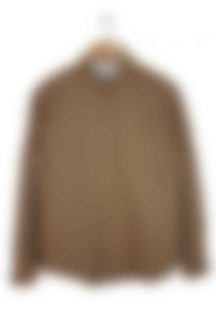 Outland Fr Everyday Shirt In Camel
