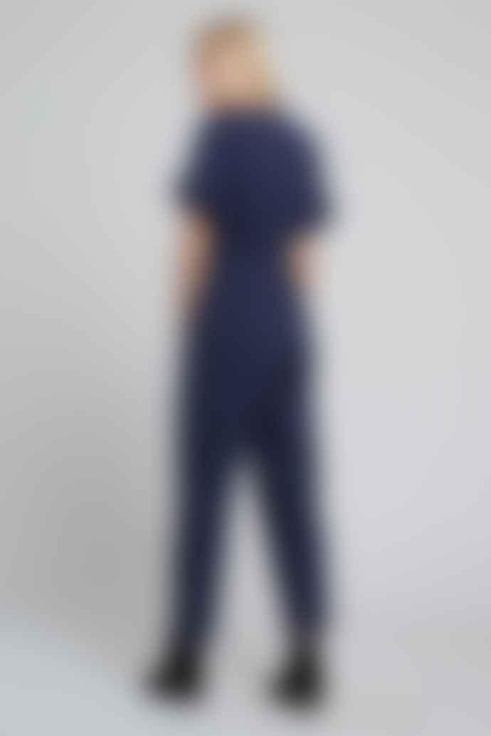 Louche Percy Wooden Button Jumpsuit