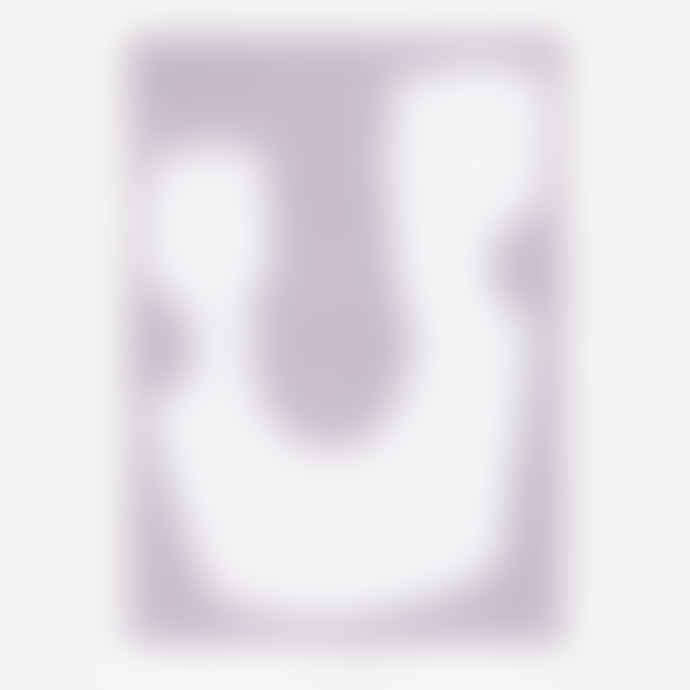 Laurie Maun A3 Lilacs Print