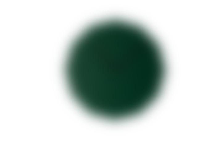 NEO/CRAFT Green Twelve Sided Wall Clock