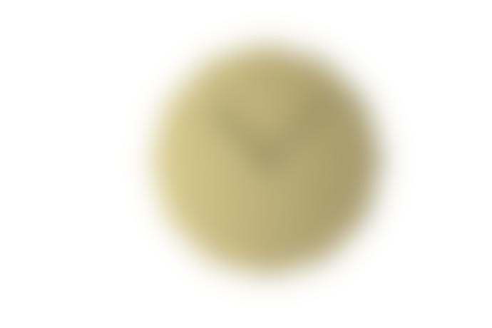 NEO/CRAFT Brass Twelve Sided Wall Clock