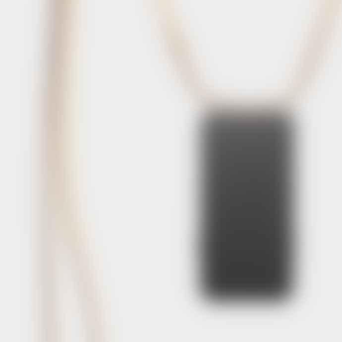KNOK Leather Phone Tan Case Strap