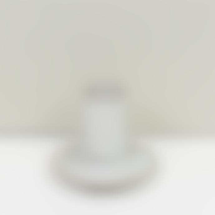 Afroart White Hera Candleholder