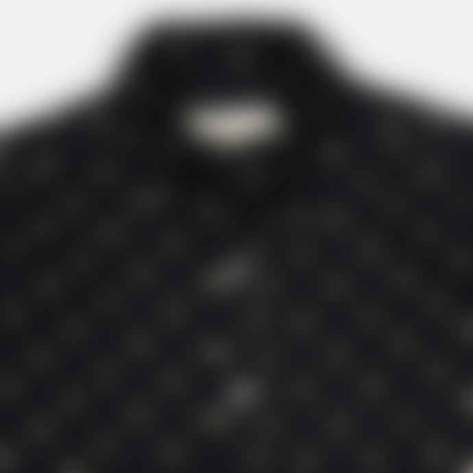Far Afield Cognito L S Shirt Hiker Black