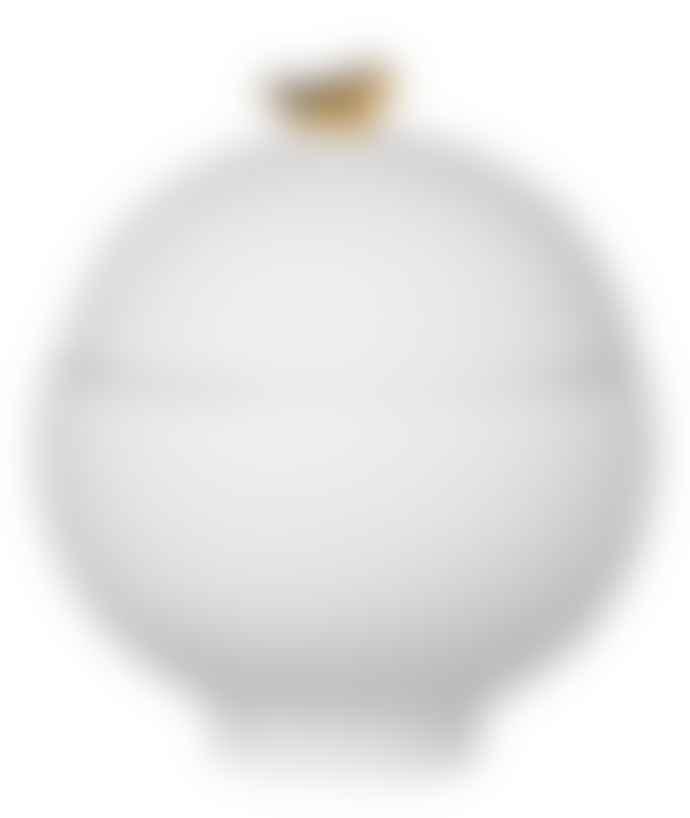 Rader White Porcelain Stories Bird Can Trinket Pot
