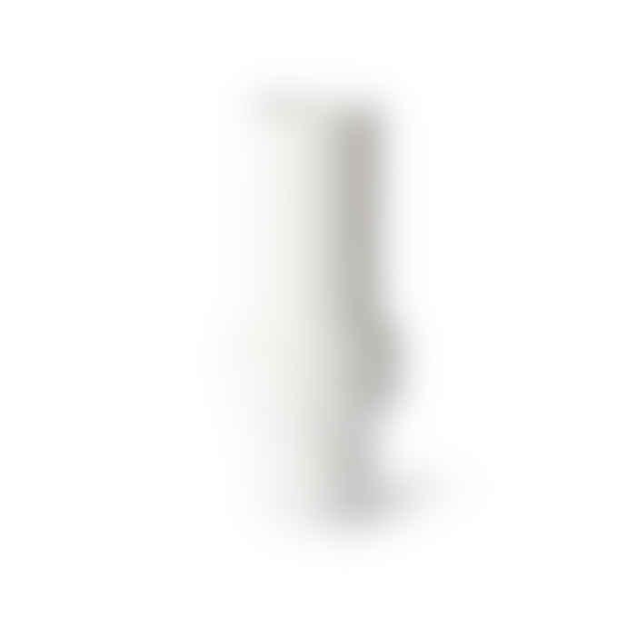 HKliving Medium Speckled Clay Straight Vase