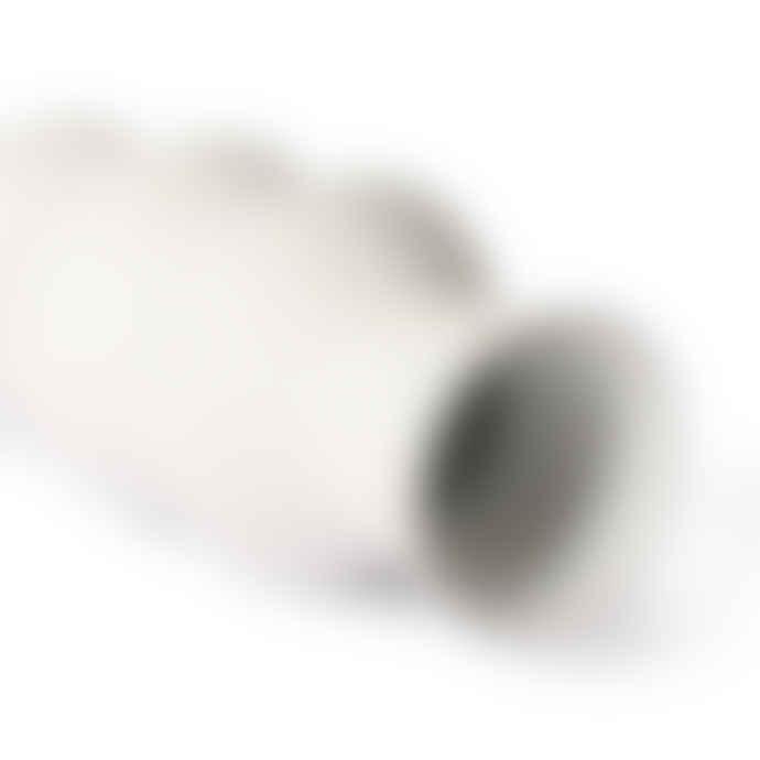 HKliving Medium Speckled Clay Angular Vase