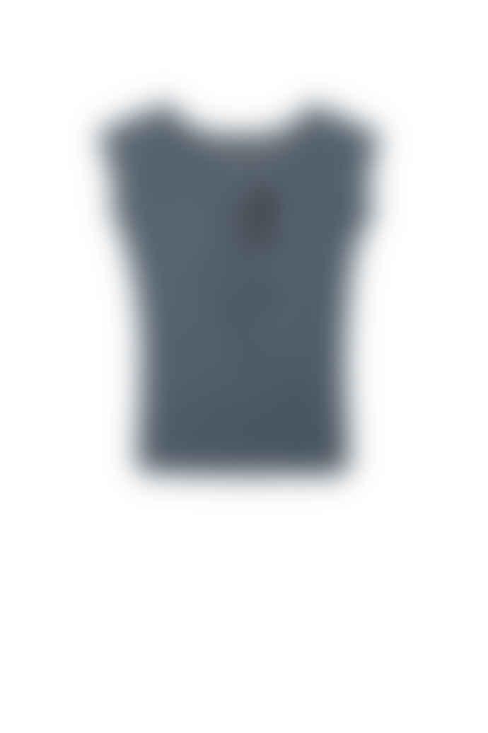 Paala 34381 Denim Blue Evergreen T Shirt