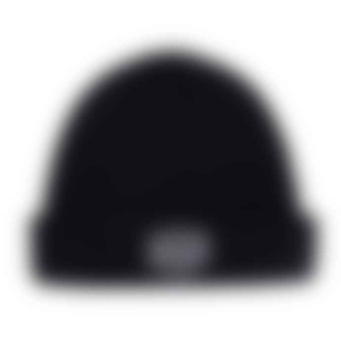 Deus Ex Machina Shield Beanie - Black