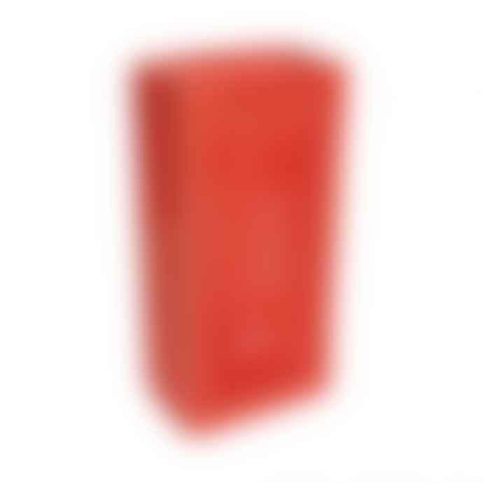 Stolen Form Brick Vase Orange