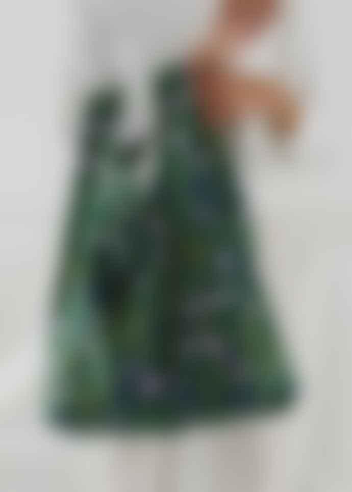 Baggu Green Tassle