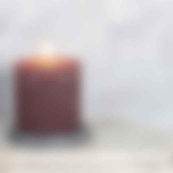 Dassie Artisan Winter Berries Aromatic Candle - 100mm x 100mm
