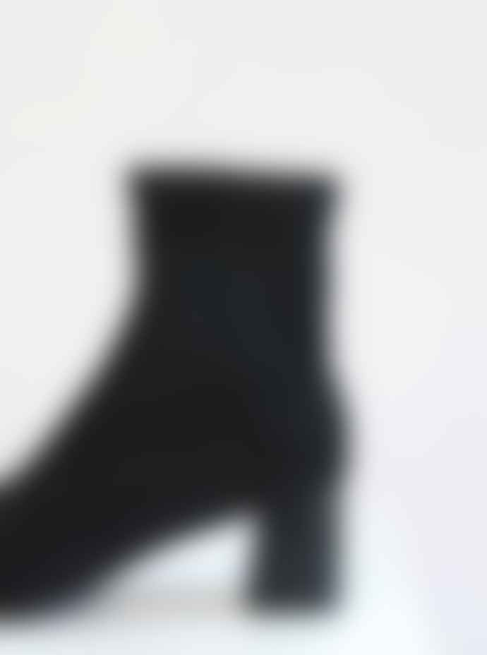 Collection & Co Kaira Black Sock Boots