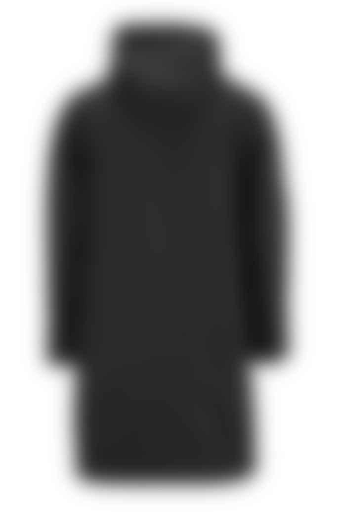 Rains 1511 Black Padded Coat