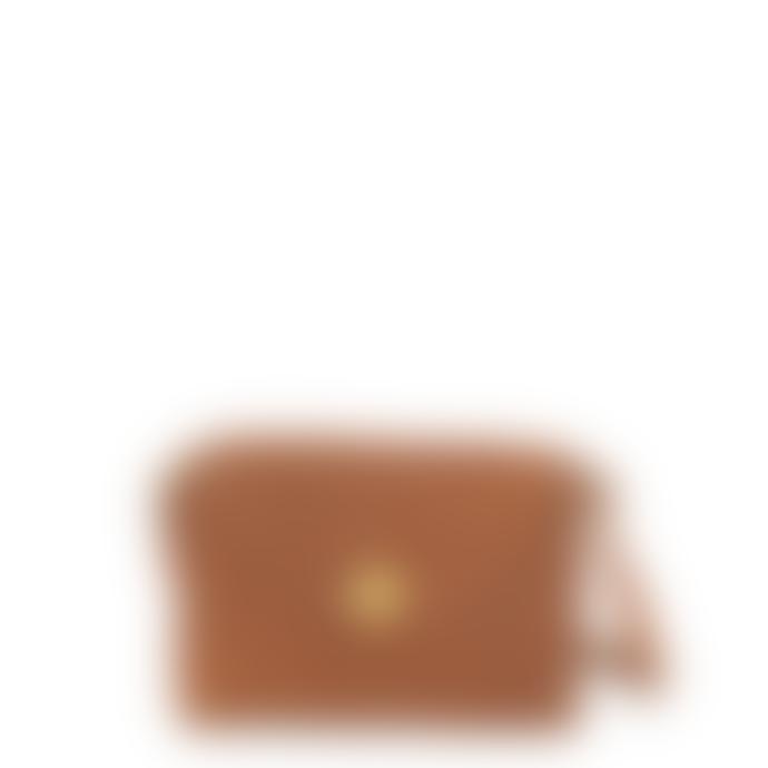 Nat & Nin Spice Leather Sally Bag