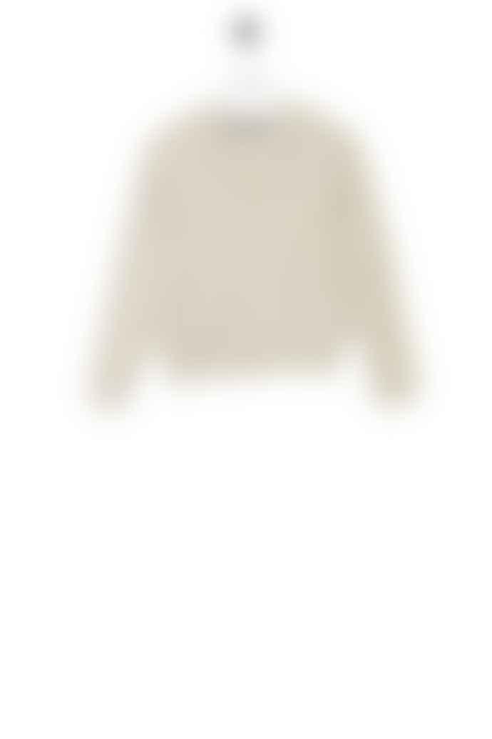 Bric-a-brac Humle jacket cardigan grey beige melange Bric-a-brac