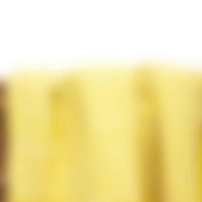 Artisans & Adventurers Tanzanian Hand Woven Throw Sunshine Yellow