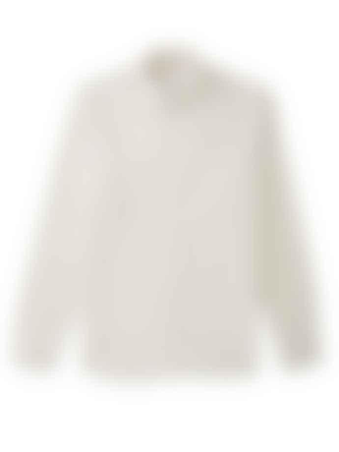 Oliver Spencer Clerkenwell Tab Shirt Woburn Oatmeal