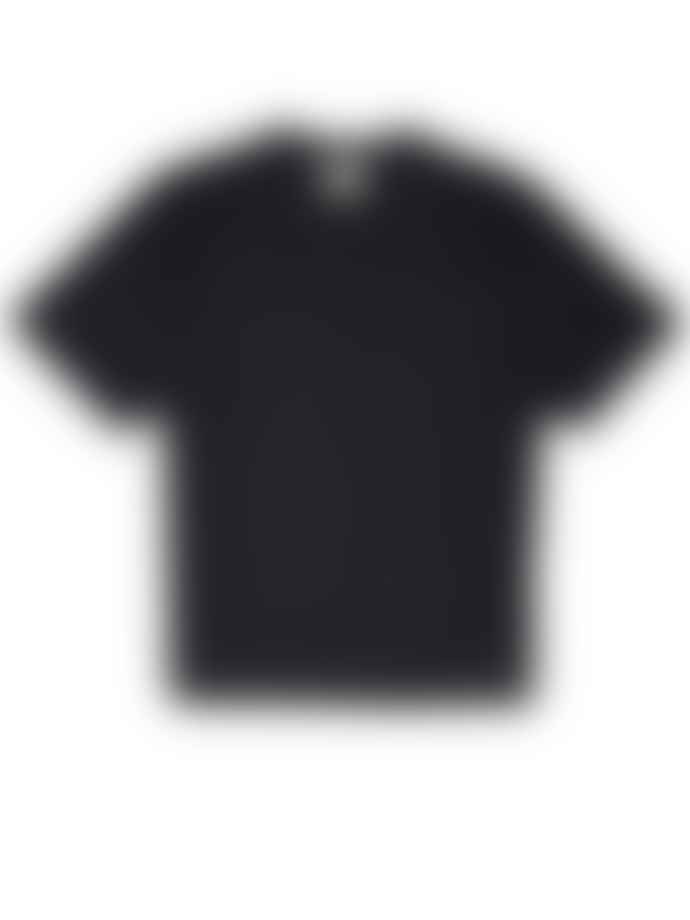 Oliver Spencer Box Tee Black