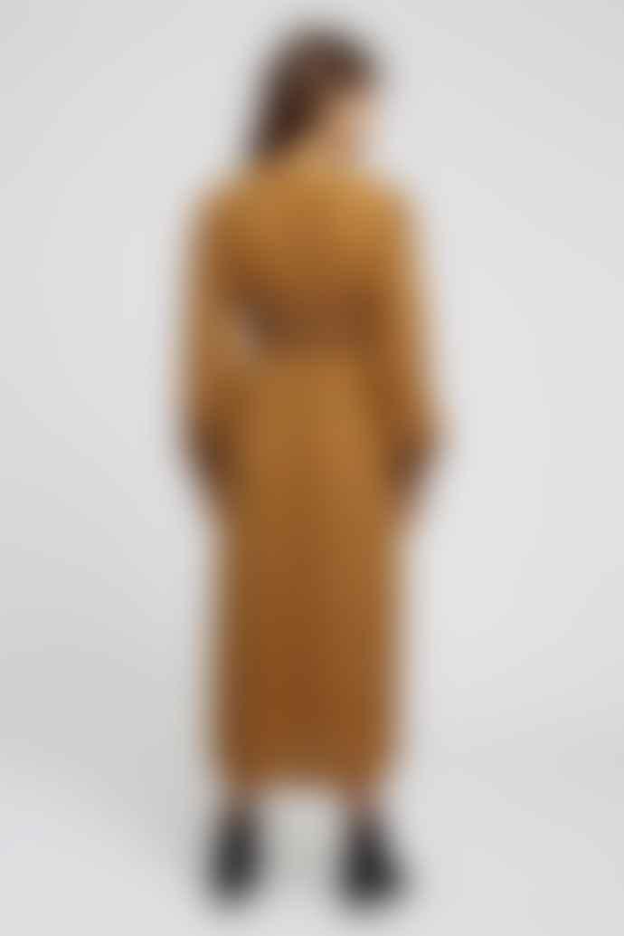 Louche Jordi Dandelion Print Midi Dress