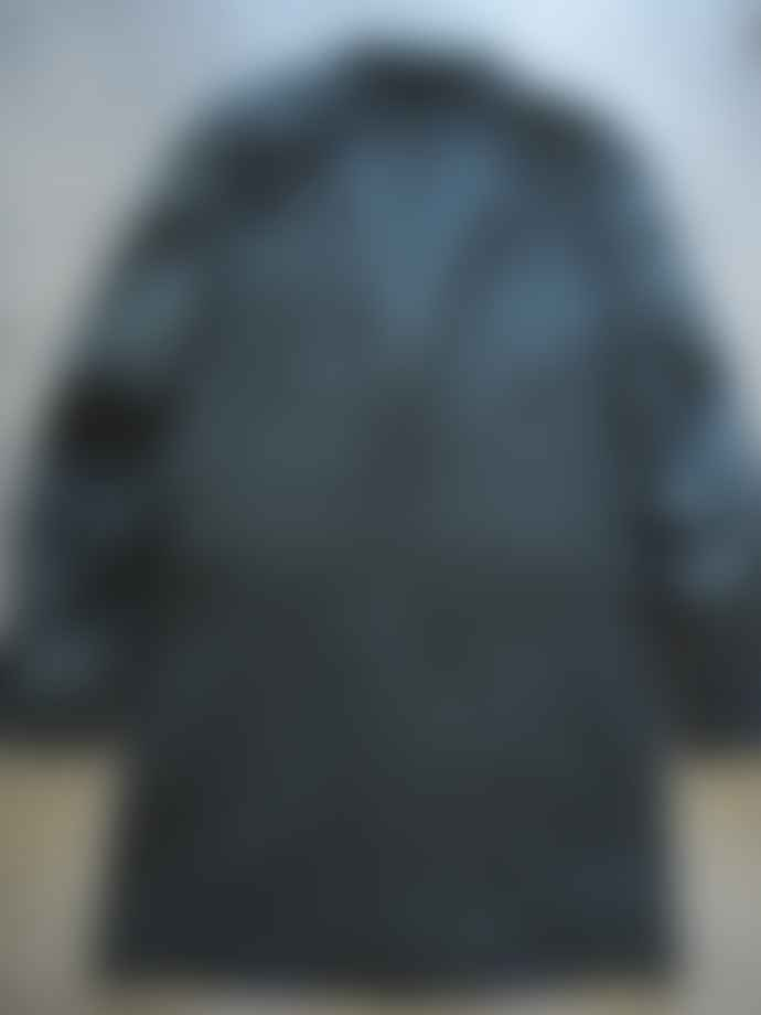 PS Paul Smith Dark Green Wool Coat