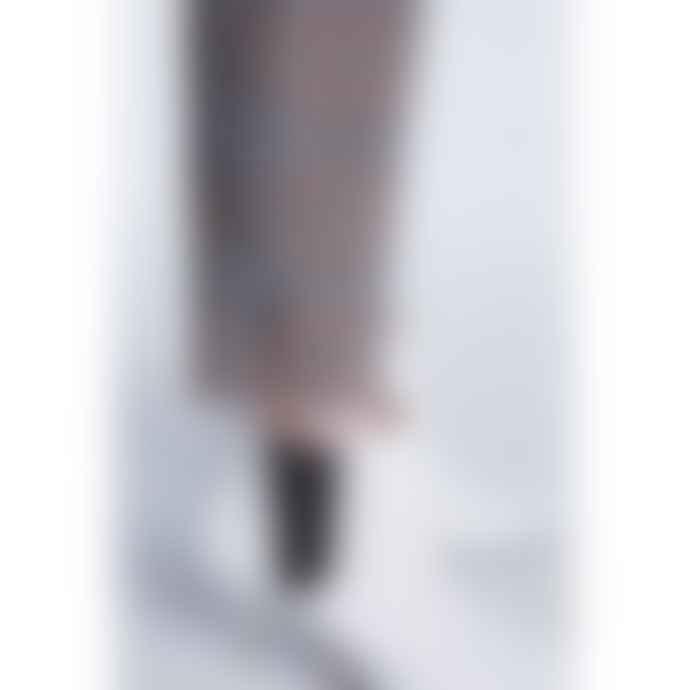 Set Fashion Plaid Trousers