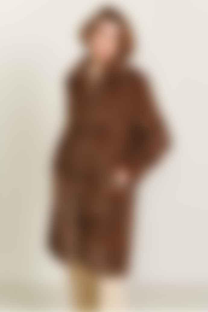 Bellerose Hanks Faux Fur Coat