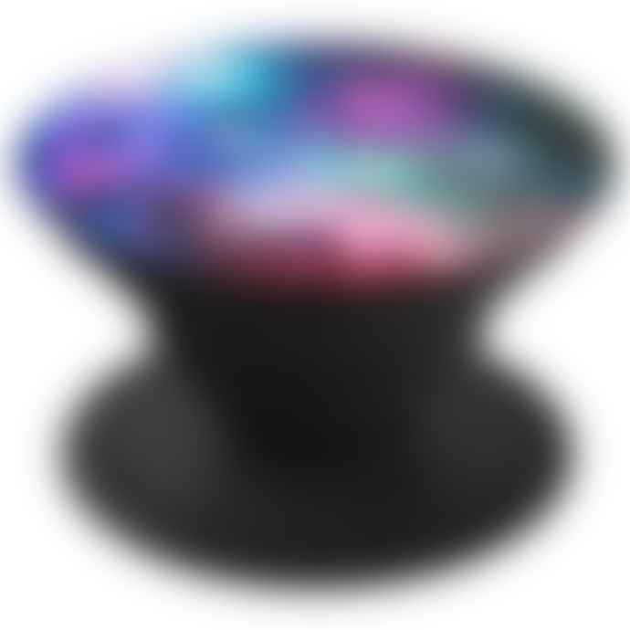 Popsockets Mobile Accessory Expanding Hand Grip And Stand Popsocket In Space Nebula Print