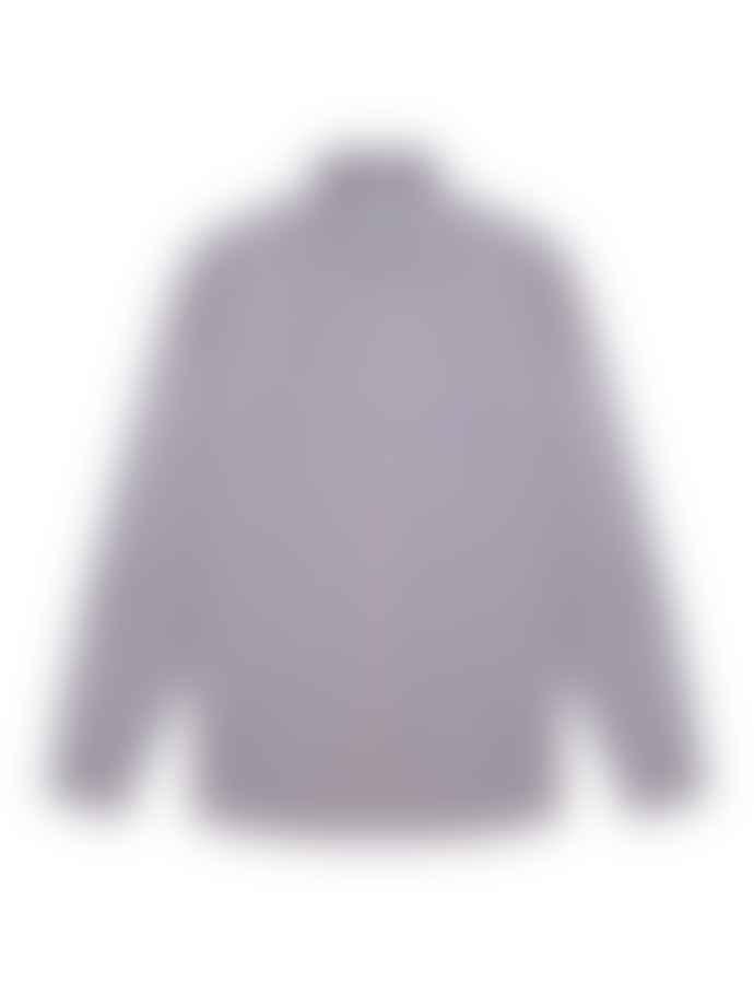 Wax London Bampton Cord Shirt Purple