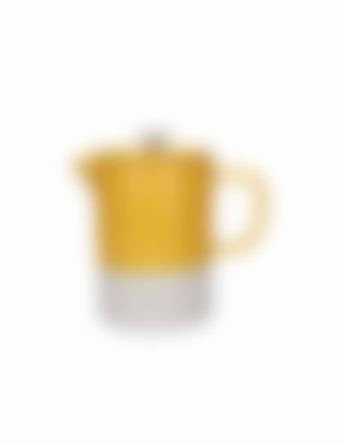 Mustard Two Tone Cafetiere